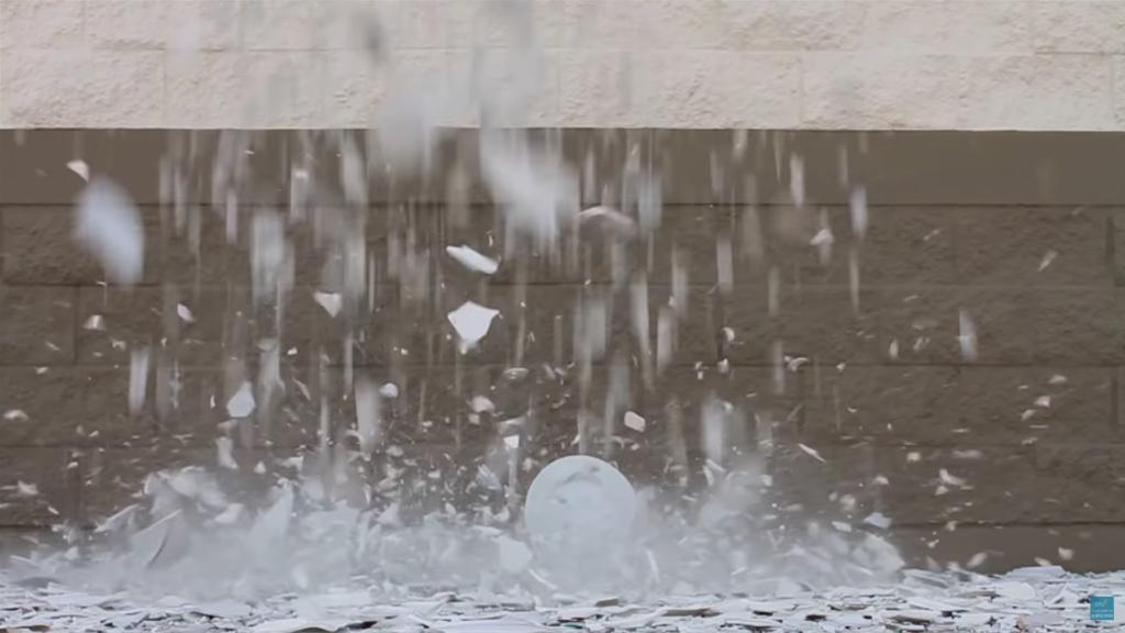 Falling Plates Evangelism Video