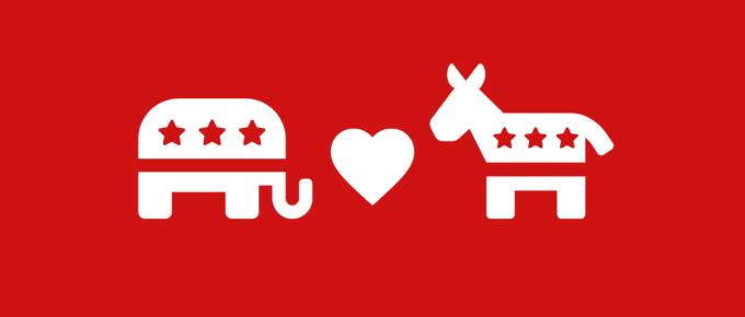 love your political enemies